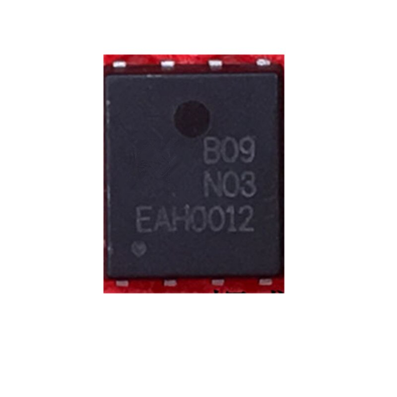5 uds EMB09N03V B09N03V B09N03 3mm * 3mm MOSFET QFN-8 nuevo original