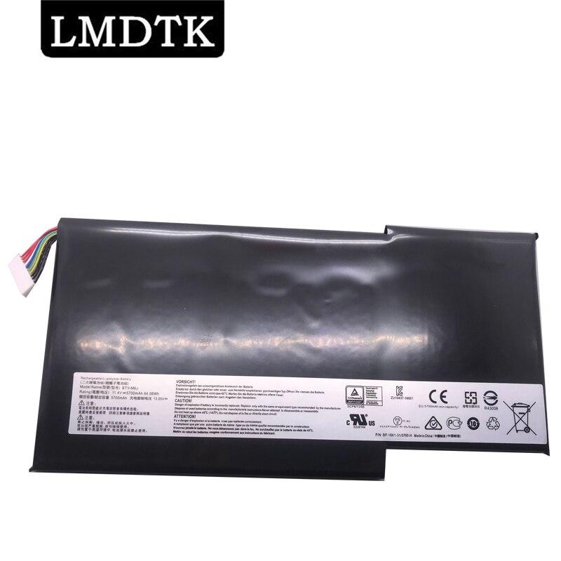 LMDTK جديد BTY-M6J بطارية كمبيوتر محمول ل MSI GS63VR GS73VR 6RF-001US BP-16K1-31 9N793J200 اللوحي MS-17B1 16K2