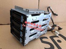ل HP ML110G7 خادم 4-bay القرص الصلب قفص/لوحة الكترونية معززة 637214-001 القرص الصلب الرف