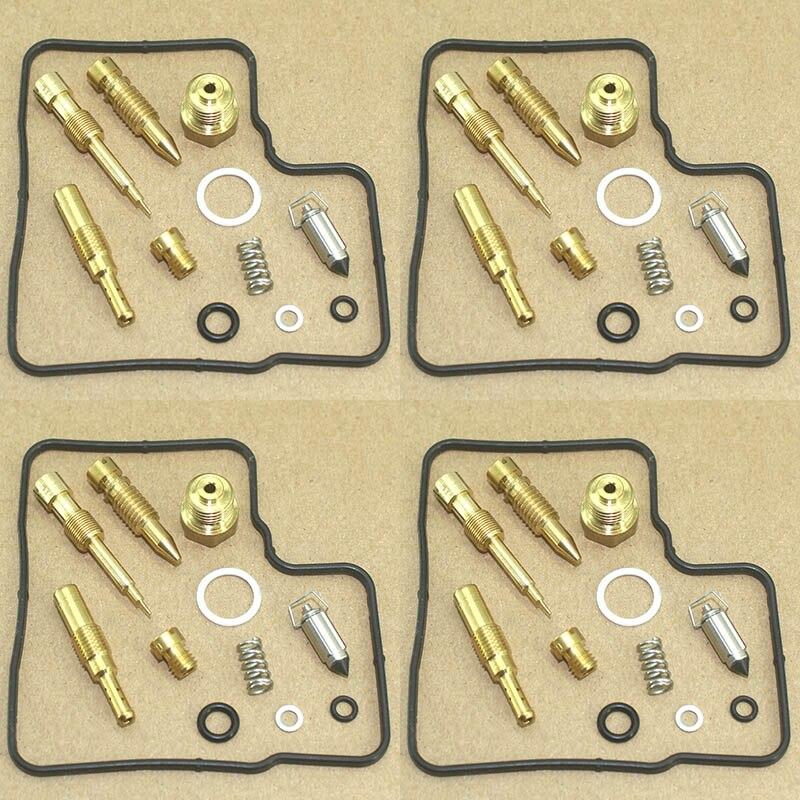 Para VFR750F RC36 1990-1993 VFR 750 VFR750 R kit de reparación de carburador de motocicleta flotante de la aguja