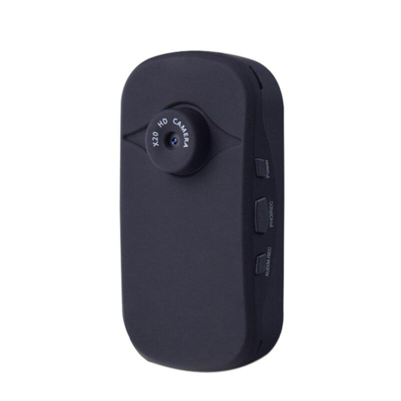 Mini cámara HD con grabadora de voz para coche, grabadora de visión...