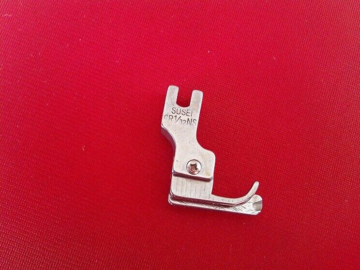 Industrial sewing machine, all-steel zipper toothpick presser foot 0.8mm CR 1 / 32NS presser foot