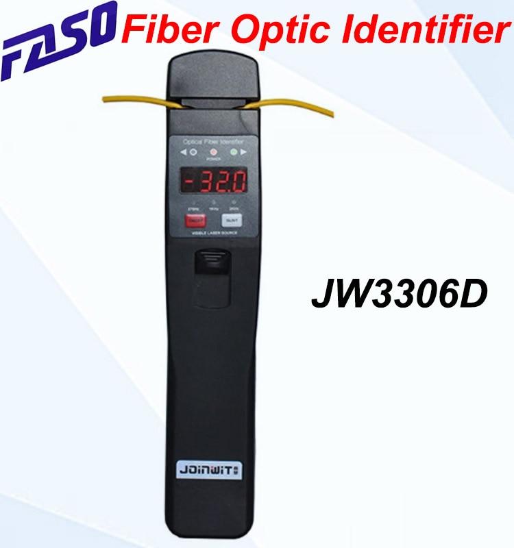 JW3306D Fiber Optic Identifier Live Fiber Optical Identifier with Built in Visual Fault Locator