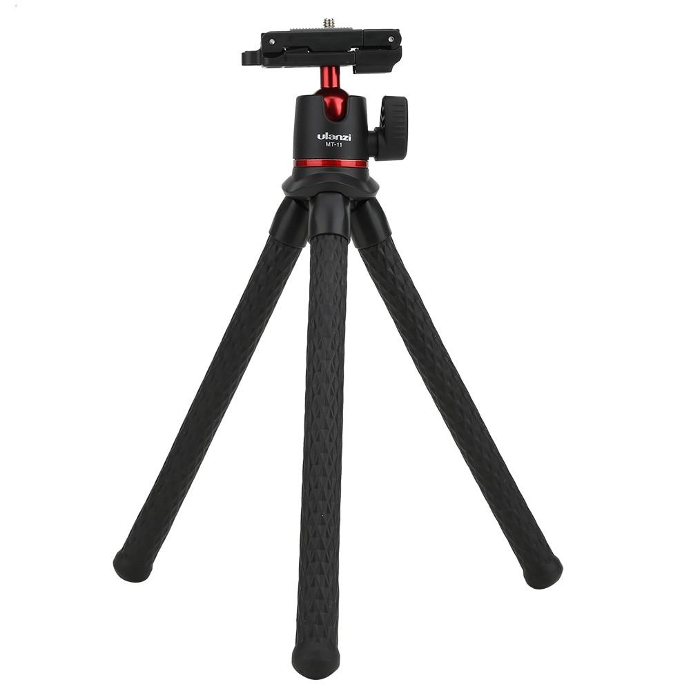 Tripode para móvil Ulanzi MT-11, de escritorio, de mano, para cámara sin...