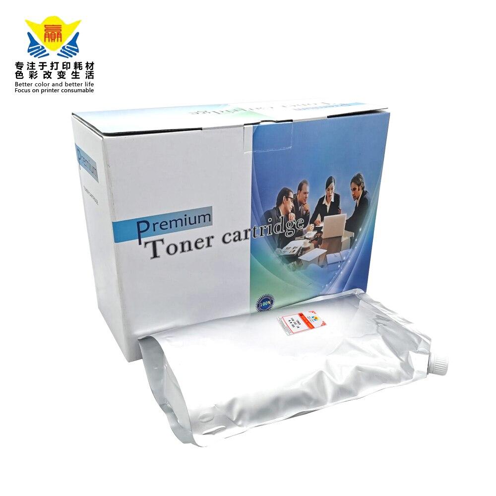 Polvo de tóner de colores de repuesto Compatible con JIANYINGCHEN para impresoras láser Kyoceras FS-C8020 8025MFP (4 bolsas/lote) 1kg por bolsa