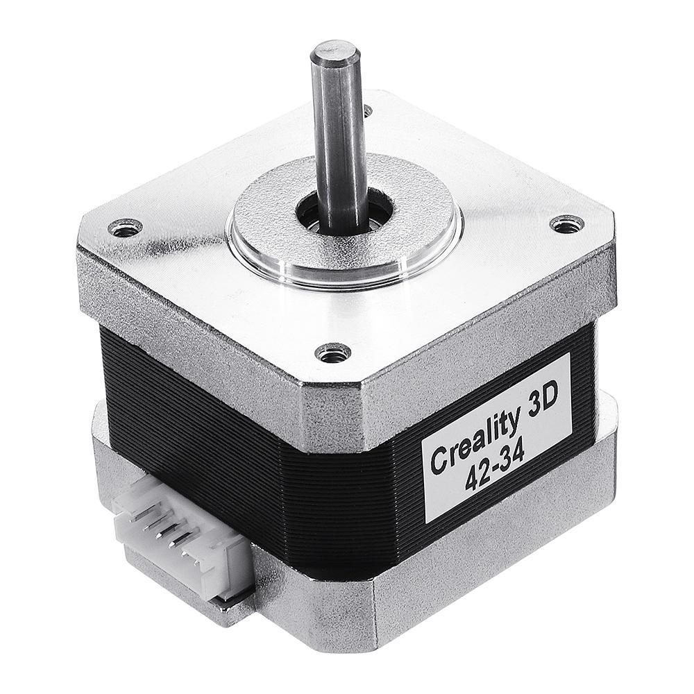 Creality ثلاثية الأبعاد Ender-3 موتورز 42-34 RepRap X Y Z محور البثق 42 محرك متدرج ل Ender-3 برو ender-5 CR-X ثلاثية الأبعاد أجزاء الطابعة