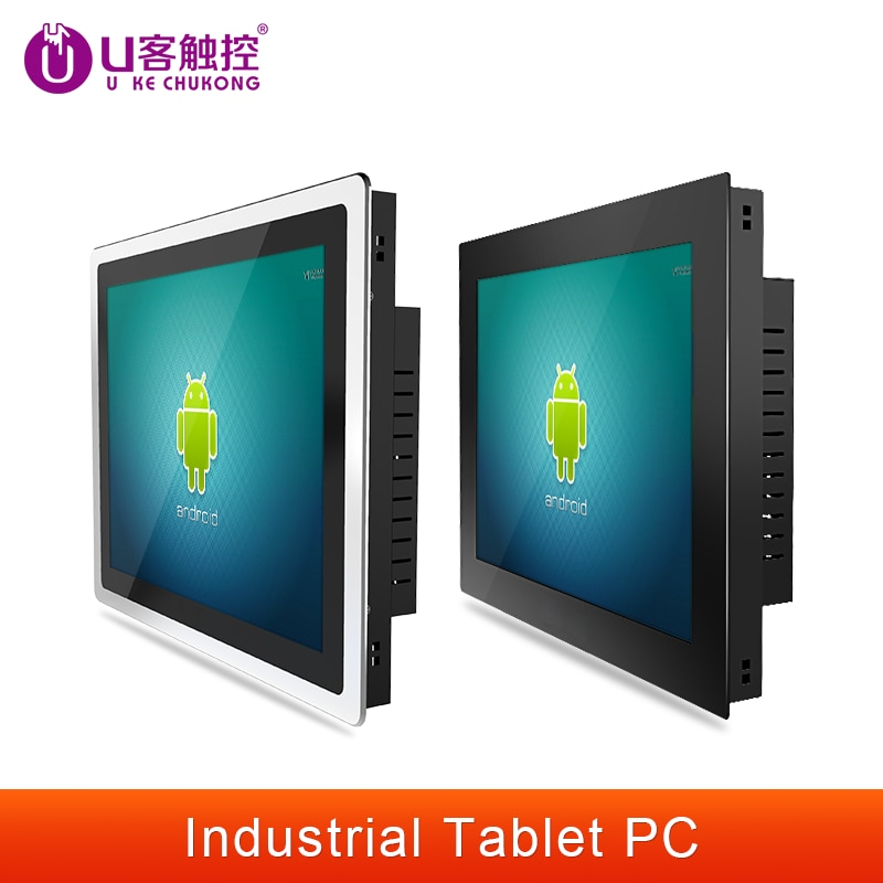 10.4/12.1/15/17/19/21.5inch industrial tablet pc  touch all in one pc capacitive touch screen for Android system