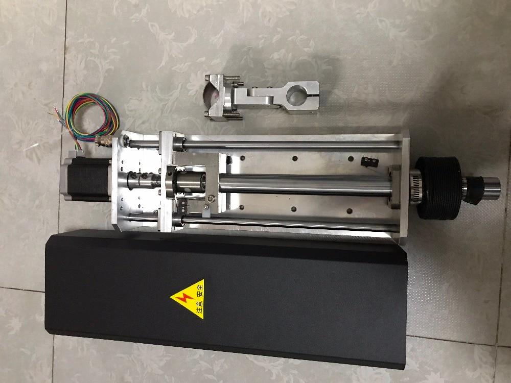 رافع CNC للهب والبلازما ، 150 مللي متر ، سفر 1250 مم/دقيقة ، محور Z ، مشبك قياسي ، محرك متدرج nema23
