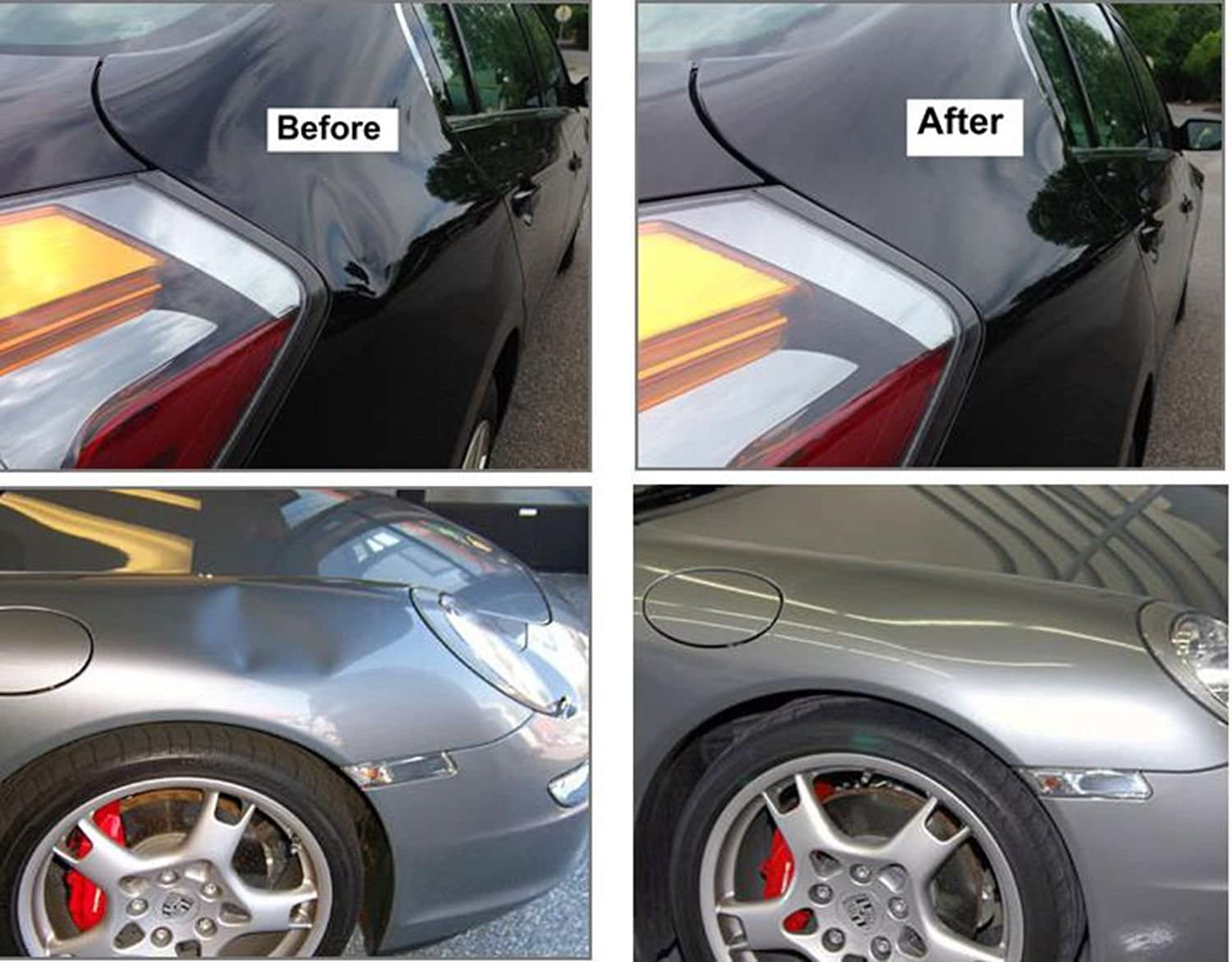 1Auto Car Body Paintless Dent Repair Dent Puller Dent Hammer Tap Down Dent Repair Rods Auto Body Dent Removal Tools  - buy with discount
