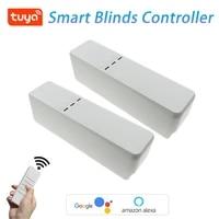 Tuya Smart Life     rouleau de rideau Wifi  stores ombrage  moteur  telecommande pour maison intelligente  fonctionne avec Alexa Google Home Assistant