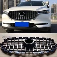 for mazda cx 5 2017 2018 front bumper cx 5grill upper grille auto car parts accessories