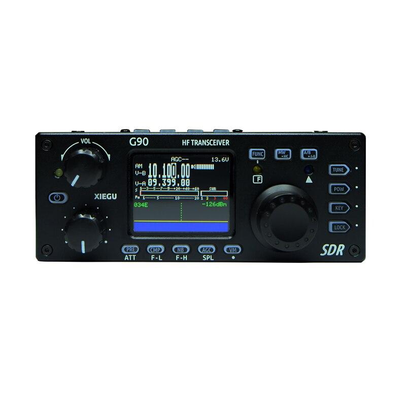 Receptor de ondas curtas xiegu g90 rádio de carro sem fio rádio de ondas curtas equipamentos g90s rádio multi-função