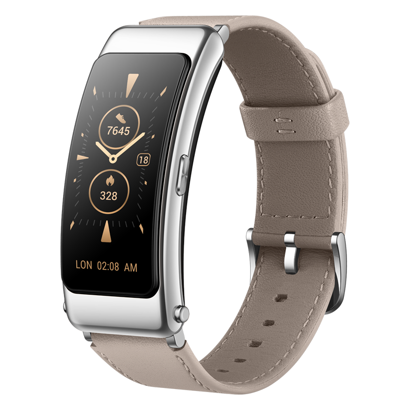 99% New Global version Huawei TalkBand B6 width Bluetooth Smart Bracelet Sport Wristbands Touch AMOLED Screen Call Earphone Band