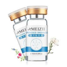 10ml Pure Hyaluronic Acid Face Serum Moisturizing Acne Pore Essence Repair Anti-wrinkle Whitening Sh