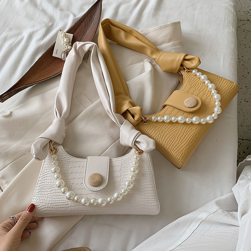 Luxury High Quality Underarm Bag Women 2021 Bags Designer Small Shoulder Bag Handbags Lady's Branded