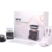 MHP30 Mini Hot Plate Preheater 30*30mm Heating Area Constant Temperature heating Table 300 degree Intelligent Heating Tool