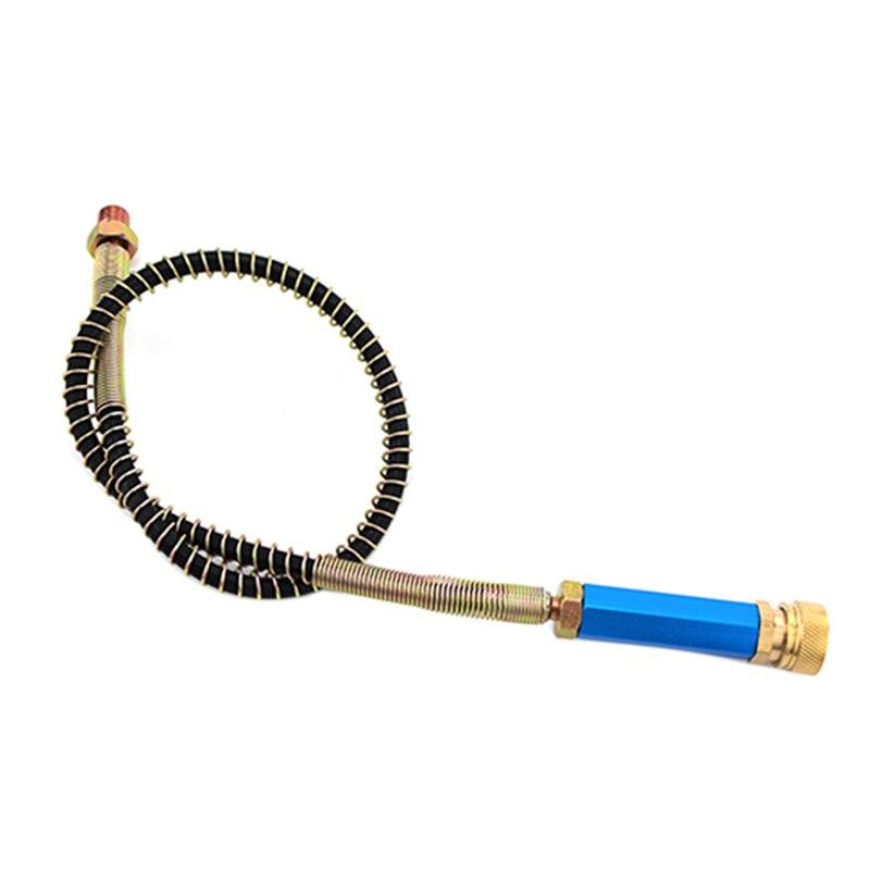 Compresor de aire que conecta filtro de aire para tubo M10X1 separador de agua y aceite 30Mpa/300Bar/4500Psi