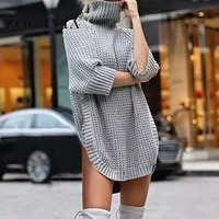 womens sweater oversize womens turtleneck sweaters winter clothes women korean fashion top female sweater knitted pullover