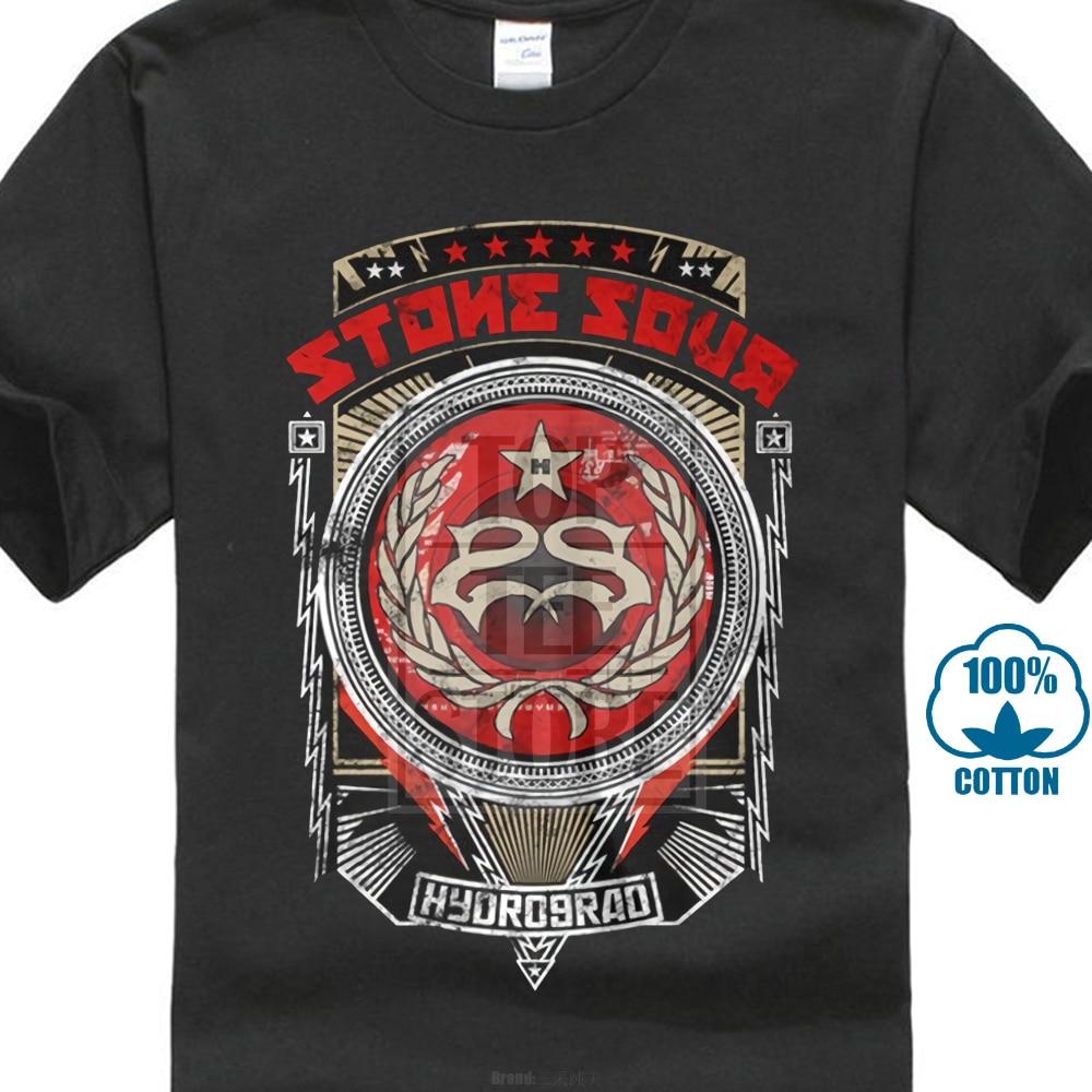 Camiseta nueva y oficial de piedra Sour Hydrograd 018226