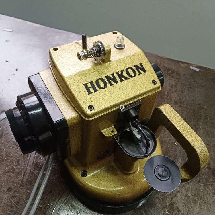 مباشرة محرك رقيقة الفراء الخياطة آلة HK-1-1