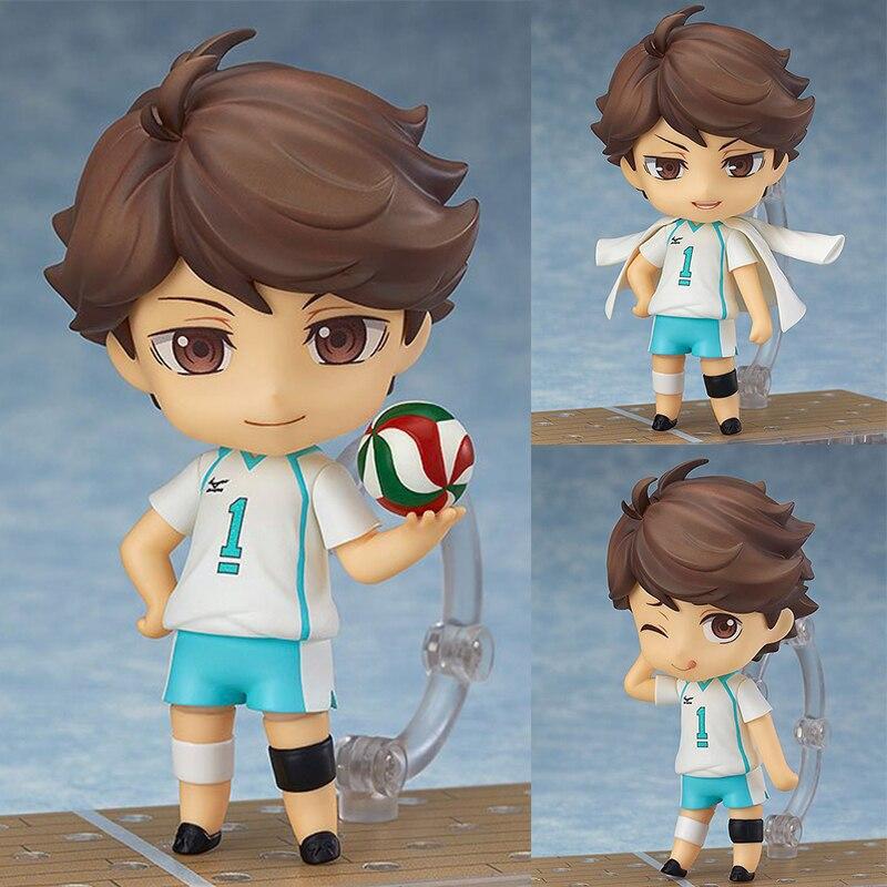 Figura de acción de Anime Oikawa Toru 563 Haikyuu, figura de acción de Anime, Figuras de acción, Figuras de acción, figura de Anime, Figuras de acción, Figuras de Anime