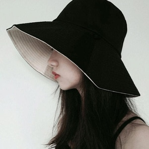Women Sun Hat Summer Foldable Bucket Hat for women Outdoor Sunscreen Cotton Fishing Hunting Cap Anti-UV wide brim bucket Sun hat