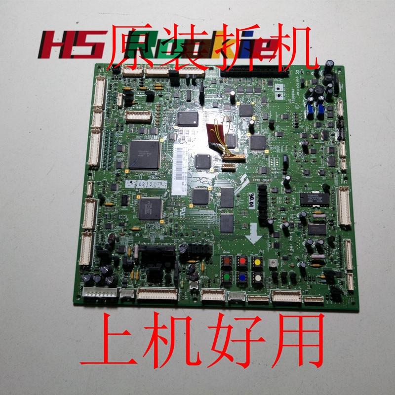 1 Uds. De FM2-3646-000 de placa base para copiadora Canon IR5570 IR6570 IR5070 DC controlador PCB