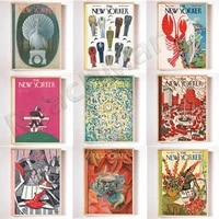new yorker magazine vintage prints pink magazine cover vintage 1925 vintage art gallery wall magazine prints flowers col