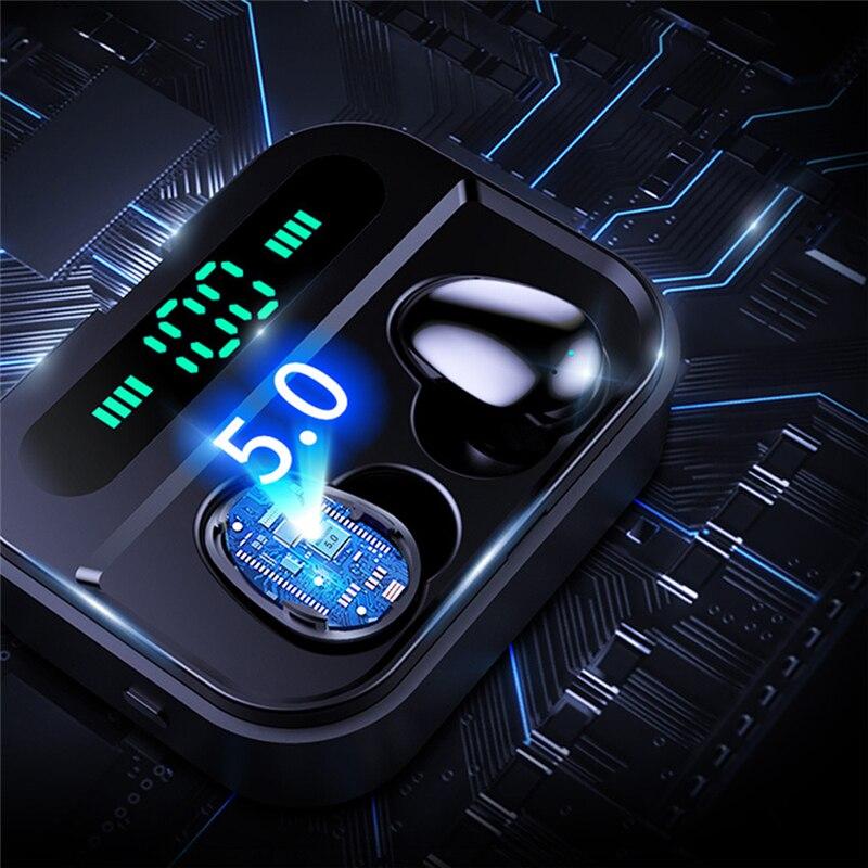 X7 TWS auriculares bluetooth Xiaomi Mi 9 SE 8 Pro Mi8 Lite F1 A2 A1 5 5S más 5C 4C 4 4i 4S Max 2 2S Mix 3 Nota 4 3 auriculares