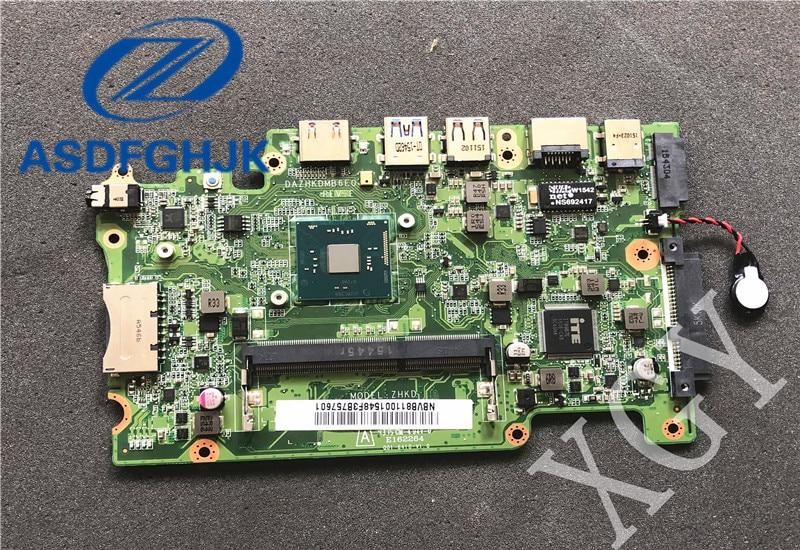 اللوحة لابتوب أيسر ل أسباير ES1-131 الرئيسي مجلس NBVB811001 DAZHKDMB6E0 DDR3 SR29H N3050 100% اختبار موافق