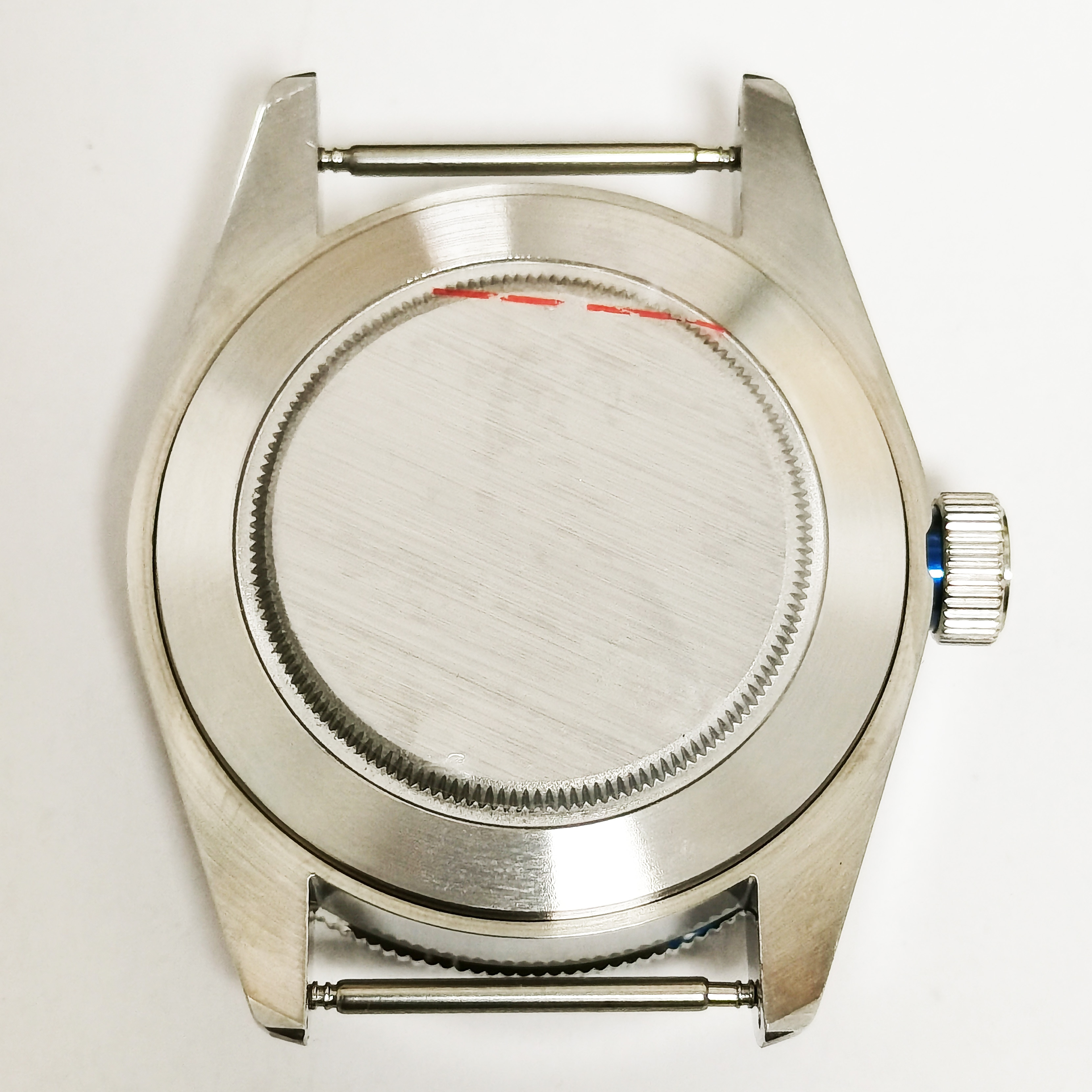 40MM 316 Stainless Steel Man's Watch  Case Dial And Hands Set For Automatic Movement NH35 NH36 MIYOTA8200 ETA2836 enlarge