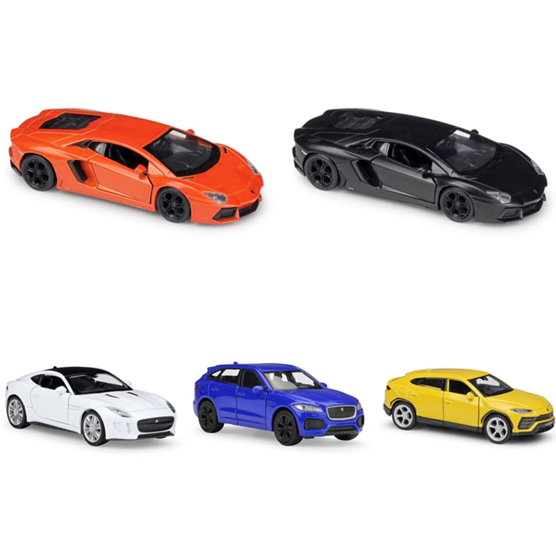 Модель автомобиля WELLY 1:36 Lamborghini из AVENTADOR-LP700 сплава, коллекционная игрушка, модель автомобиля, подарок, коллекционная игрушка