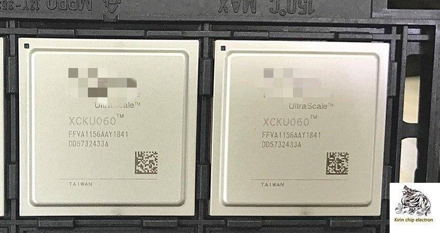 1 قطعة/الوحدة xcku060-1ffva1156i fbga1156 جديد xcku060-1ffva1156c