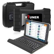 XTUNER T1 Heavy Duty Truck Strumento Diagnostico con Airbag DPF ABS OBD2 Scanner per Camion + 8 pollici Winows10 Tablet autoscanner