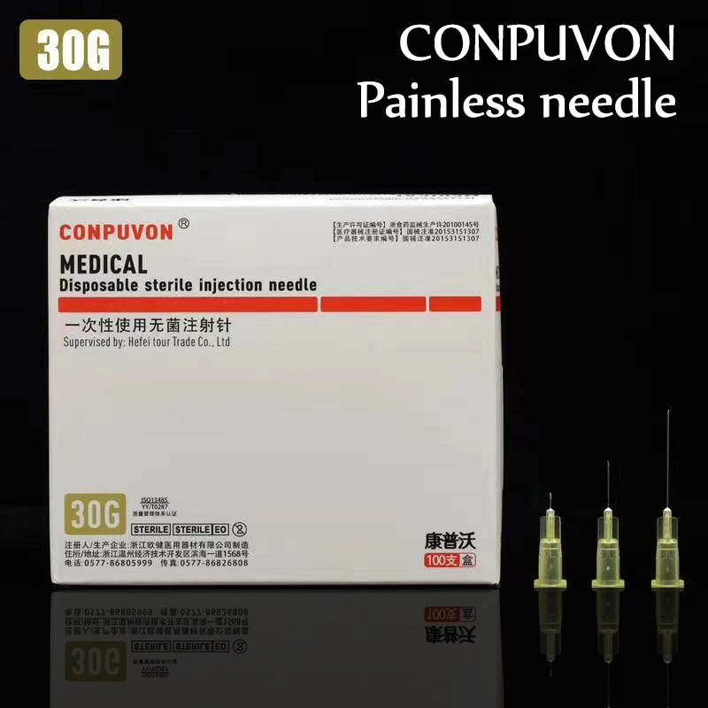 Eyelid Tools Painless small needle 4/13/25mm painless beauty ultrafine 30G * 4mm 30G * 13mm 30G * 25