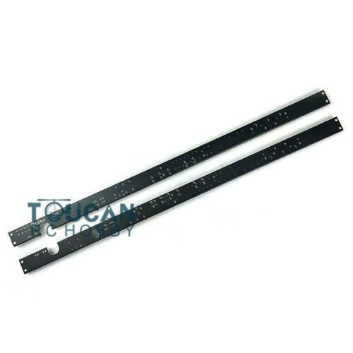 LESU 1/14 Metal Chassis Rail Set for RC Benz 6*4 Tractor Truck DIY Car Model TH02364-SMT5 enlarge