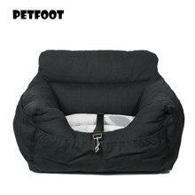 Haustier Hund Auto Booster Sitz mit Sicherheit Schnalle Pet Sicherheit Auto Sitz Pad Outdoor Reisen Korb Tasche Pet Auto Reise produkt