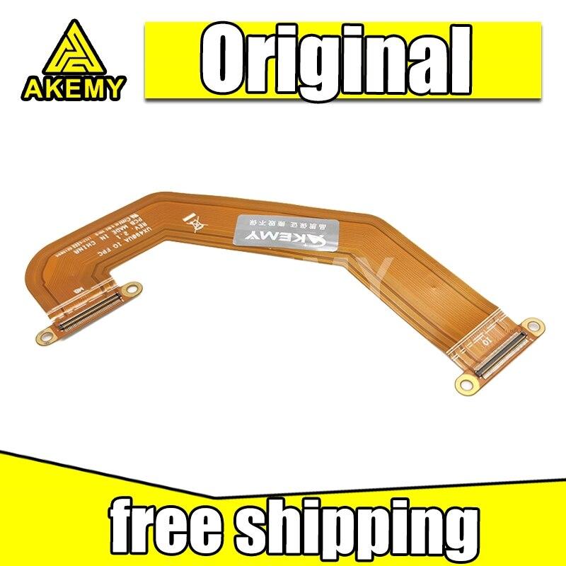 الأصلي ل ASUS UX490 UX490U UX490UA USB شاحن الصوت IO FPC كابل اختبار جيد شحن مجاني