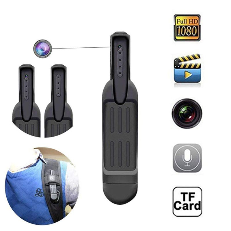 Mini cámara secreto T189 Mini cámara pluma pequeña portátil Mini DVR cámara Digital N1HC