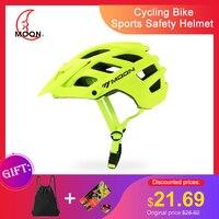 Велосипедный шлем MOON Casco mbt, спортивный защитный шлем для езды на открытом воздухе