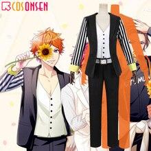 Jeu A3! MANKAI Kaika singen été Sumeragi Tenma cosplay costume ensemble complet adulte costume COSPLAYONSEN