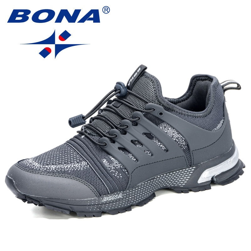 BONA-صندل شبكي خفيف الوزن ومسامي ، أحذية صيفية ، أحذية خارجية ، عطلة ، شاطئ ، عصري ، للرجال ، 2020