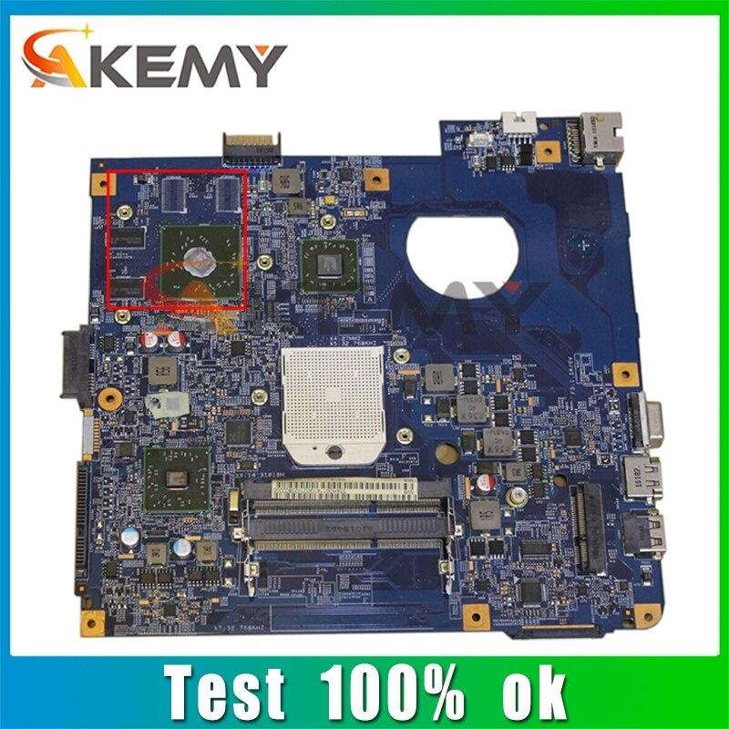 لوحة أم أيسر ماكرو D640 4551 4551G AMD مستقلة MBPU501001 48.4 hd01.031 لوحة أم