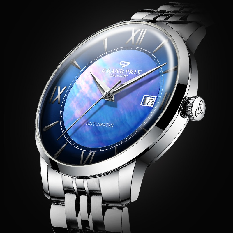 Watch Men Mechanical Wristwatches Top Brand Luxury  2020 GATTI Waterproof Date Automatic Watches For Women Clocks мужские часы