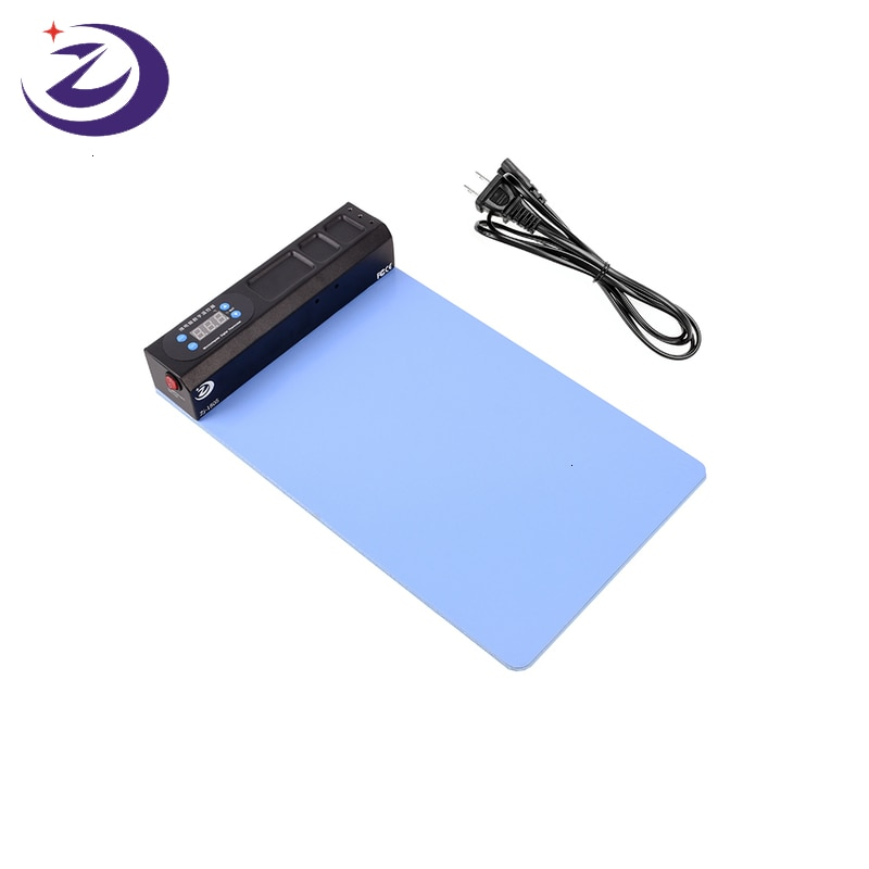 ZJ-1805 For iPad Tablet LCD Touch Screen Separate Machine LCD Opening Tool Heating Plate Universal for iPhone Samsung LCD Repair