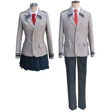 Anime mijn Hero Academia Uniformen Carnaval Ballet Cosplay Uniformen Mijn Hero Academy Cosplay Kostuum