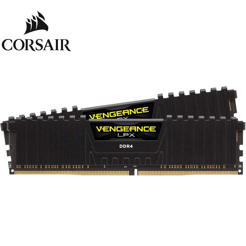 قرصان LPX 3200MHz 32G ذاكرة رام عالية السعة متوافقة مع آلة تعدين البيتكوين BTC بطاقة جرافيكس ولوحة ألعاب