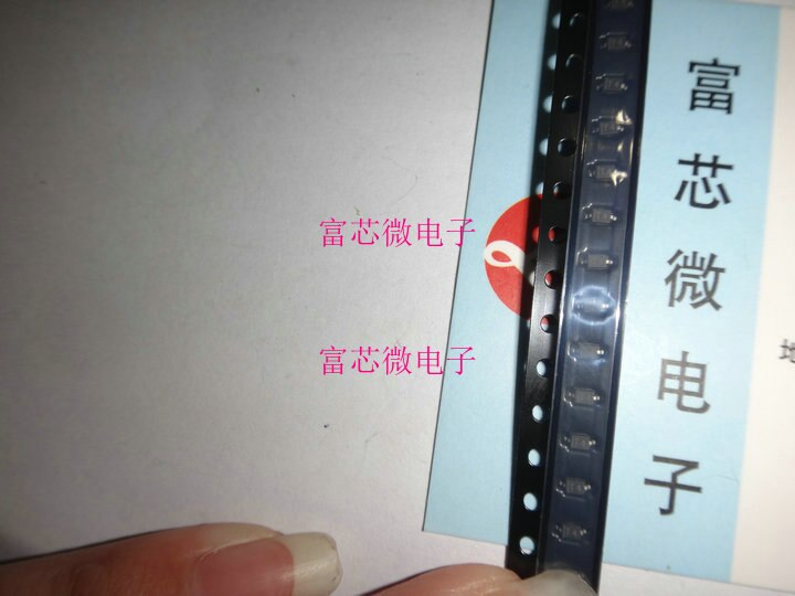 10 peças SS12 2012 0805 SOD323 1N5817HW