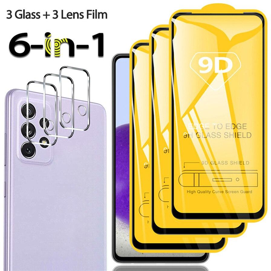 a72 glass, 9d стекло для samsung a72 5g стекло защитное очки самсунг а 72 камера пленка samsung galaxy a72 glass samsung a72 galaxy a 72 защитное стекло самсунг галакси а72 стек...