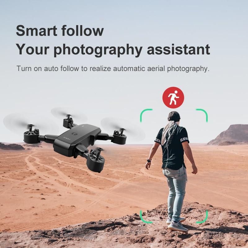 Folding drone 4K dual camera HD aerial shot long-range S60 quadcopter remote control aircraft drone camera 4k enlarge